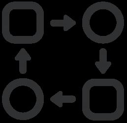logo workflow